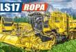LS17 ROPA DLC: Preview der Geräte mit ROPA Tiger 6 XL und ROPA Nawaro Maus! | FARMING SIMULATOR 17