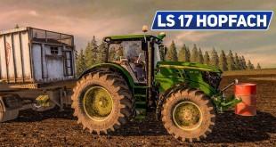 LS17 HOPFACH #46: Beef unter Simu-Youtubern! | LANDWIRTSCHAFTS-SIMULATOR 2017