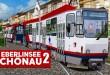 OMSI 2: Mit der TATRA KT4D durch die enge Altstadt! | OMSI Eberlinsee-Schönau #2