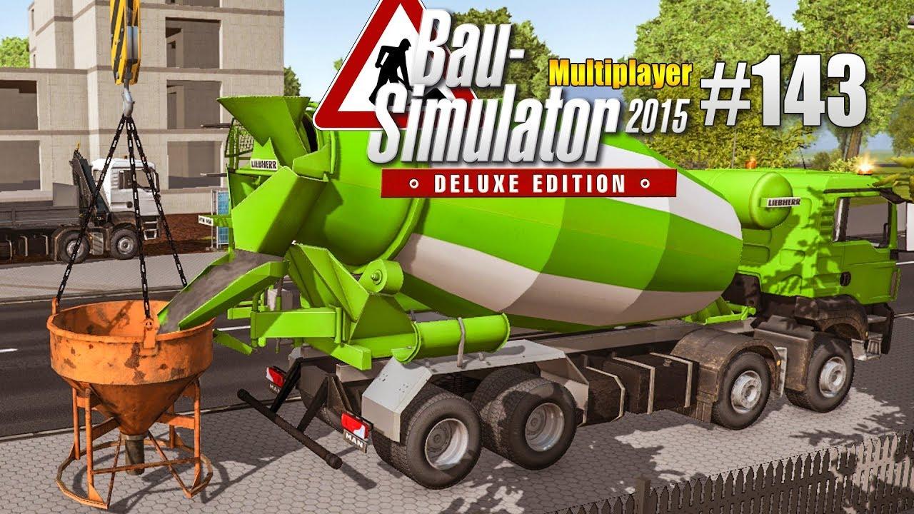 Bau-Simulator 2015 Multiplayer #143 – Das HAUS steht
