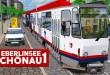 OMSI 2: Die Straßenbahn TATRA KT4D auf der 10 nach Eberlinsee!   OMSI Eberlinsee-Schönau