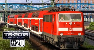 TS 2018 Freiburg – Basel: Mit dem REGIONALEXPRESS unterwegs! | Train Simulator 2018 #20 deutsch