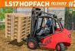 LS17 HOPFACH reloaded #3: Teamarbeit mit GABELSTAPLER! | LANDWIRTSCHAFTS-SIMULATOR 2017