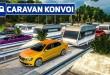ETS 2: An der MAUTSTELLE mit 200 Wohnwagen! | Caravan Konvoi #2 im Euro Truck Simulator 2 deutsch