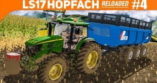 LS17 HOPFACH reloaded #4: Gabelstapler-Tour zum Palettenwerk! | LANDWIRTSCHAFTS-SIMULATOR 2017