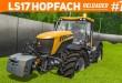 LS17 HOPFACH reloaded #7: Abfahren und verdichten! | LANDWIRTSCHAFTS-SIMULATOR 2017