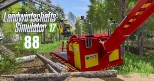 LS17 Forst #88 – Automatische Hackschnitzelförderungl! I LANDWIRTSCHAFTS-SIMULATOR 17