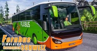 FERNBUS SIMULATOR Schweiz Österreich #75 – Auf in Richtung Wien! FBS Platinum mit SETRA ComfortClass
