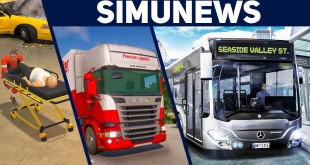 Neues vom BUS SIMULATOR 18, neue RETTUNGS Simulation und Tourist Bus Simulator? | SIMULATORNEWS