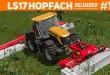 LS17 HOPFACH reloaded #13: KUHWIESE mähen! | LANDWIRTSCHAFTS-SIMULATOR 2017
