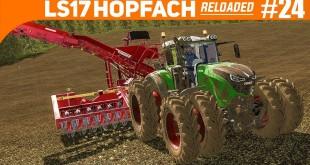 LS17 HOPFACH reloaded #24: Steuertipps vong Gadarol | LANDWIRTSCHAFTS-SIMULATOR 2017