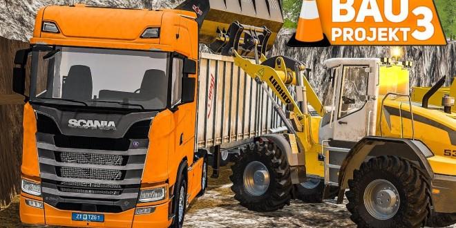 LS 17 Construction #3: KOHLE aus der Mine fördern! | LS17 Mining and Construction deutsch