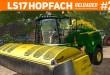 LS17 HOPFACH reloaded #28: Rasenmähen mit dem John Deere! | LANDWIRTSCHAFTS-SIMULATOR 2017