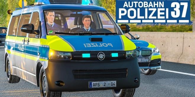 Zurück auf Streife! AUTOBAHNPOLIZEI-SIMULATOR 2 #37 | Police Simulator 2 deutsch