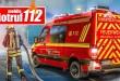 NOTRUF 112 APP #2: Autounfall und Baumsägeeinsatz!   Feuerwehr-Simulator für iOS und Android