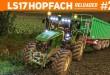 LS17 HOPFACH reloaded #23: Bibi und Krautschlagen! | LANDWIRTSCHAFTS-SIMULATOR 2017