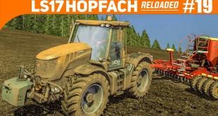 LS17 HOPFACH reloaded #19: Gemeinschaftliches Ansähen! | LANDWIRTSCHAFTS-SIMULATOR 2017