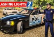 FLASHING LIGHTS #2: Verfolgungsjagd mit der POLIZEI! | Blaulicht Simulation Preview deutsch