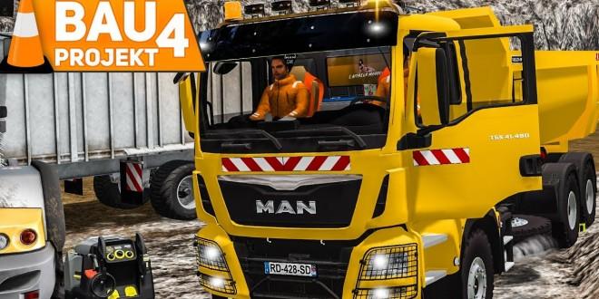 LS 17 Construction #4: Mit dem Bagger in der Mine! | LS17 Mining and Construction deutsch