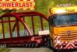 Spezialtransport: 90 TONNEN schwere BRÜCKE ziehen! | ETS 2 Special Transport DLC deutsch #11