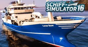 Mit großem TRAWLER SCHIFF aufs Meer – SCHIFF SIMULATOR #16 | Fishing Barents Sea deutsch