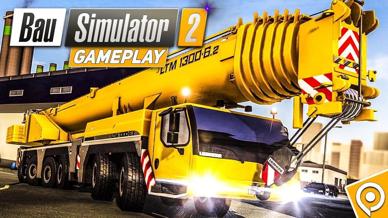 bau simulator 2 gameplay der console und pocket edition. Black Bedroom Furniture Sets. Home Design Ideas