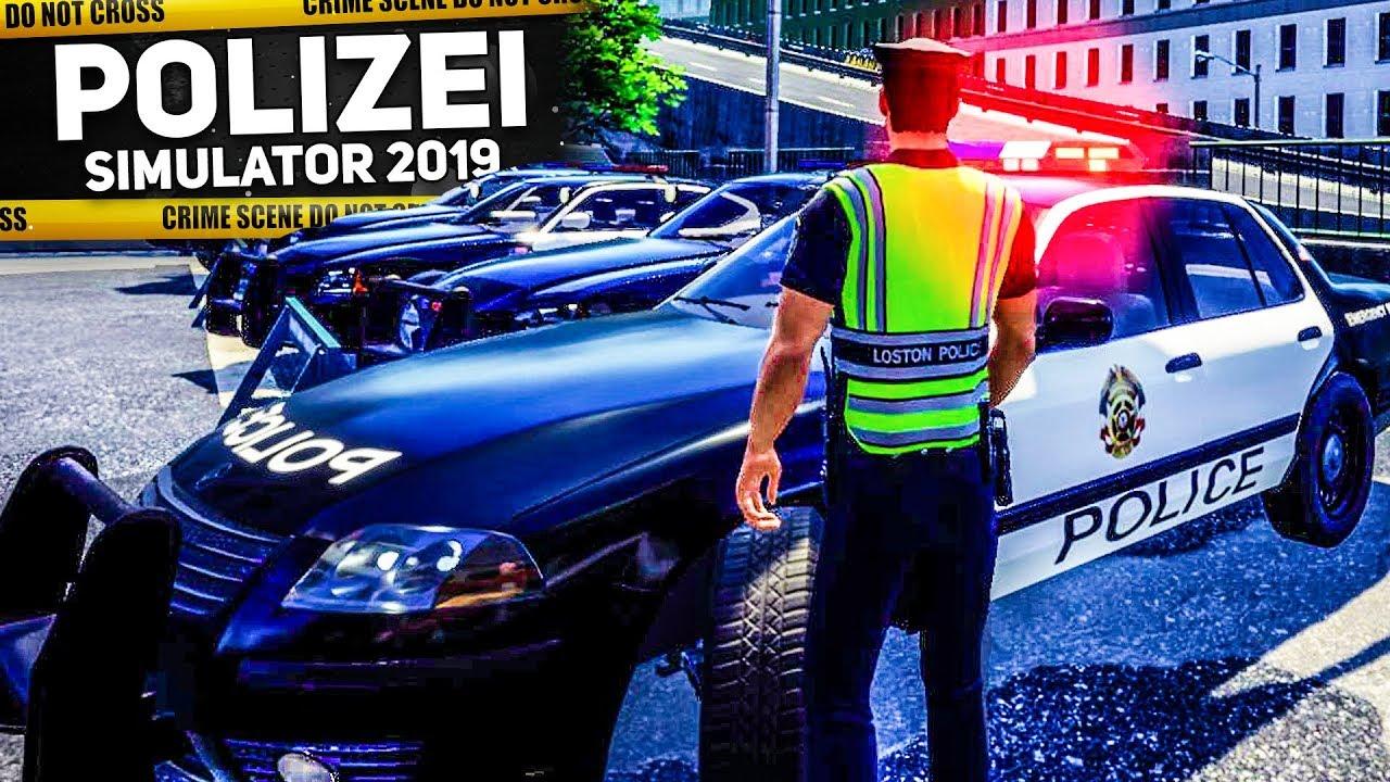 police simulator patrol duty تحميل